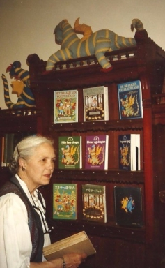 ruth and books